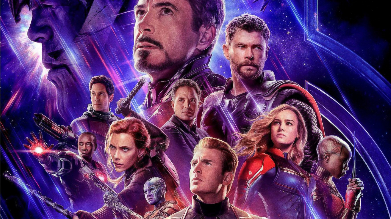 Popular Wallpapers For Iphone 5 Avengers Endgame Official Poster 4k Wallpapers Hd