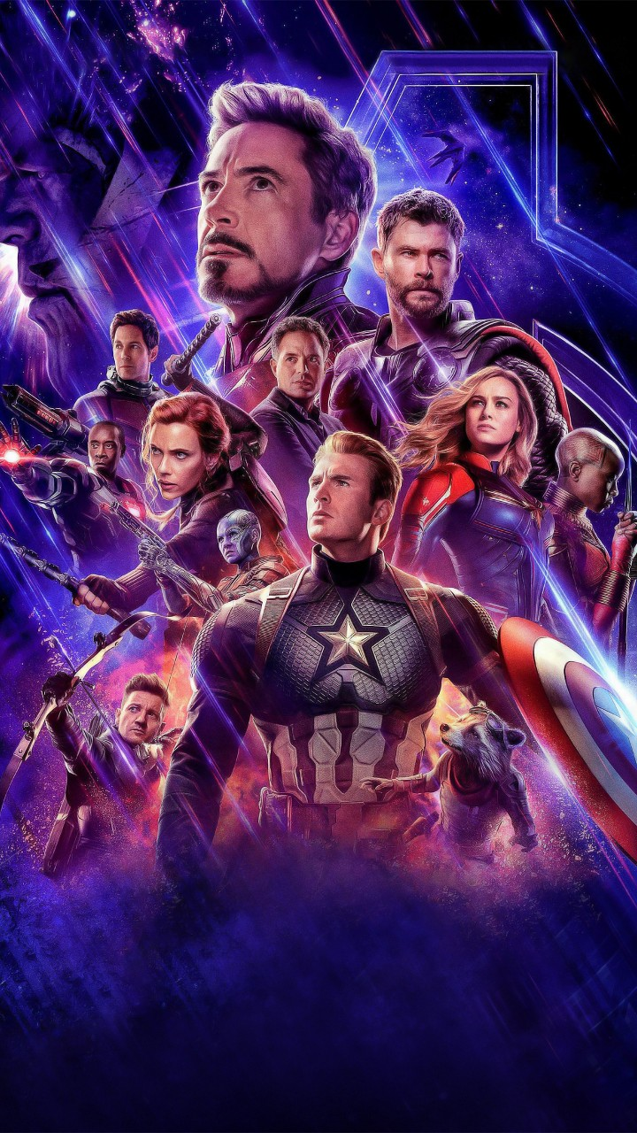 Hd Wallpaper Iphone 7 Avengers Endgame Official Poster 4k Wallpapers Hd