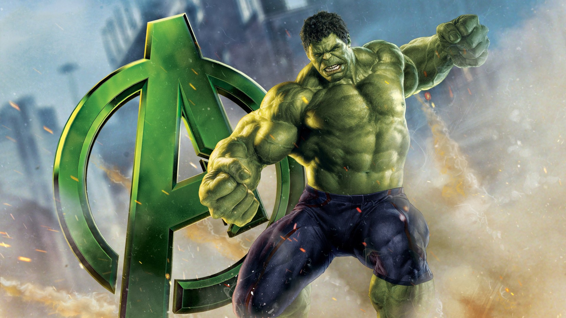 Simpsons Wallpaper 3d Avengers Hulk Wallpapers Hd Wallpapers Id 15639