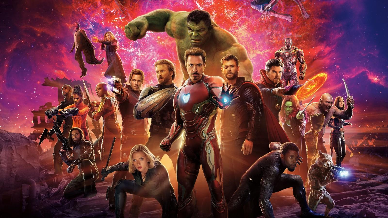 Hd Ipad Retina Wallpapers Avengers Infinity War 2018 4k 8k Wallpapers Hd