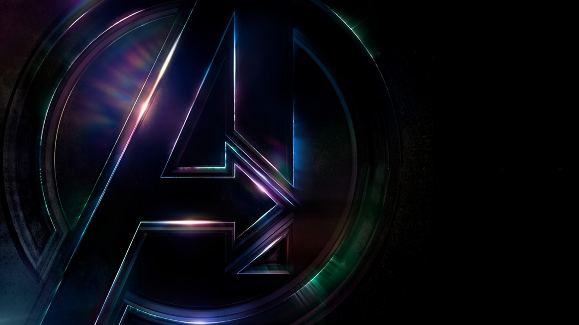 Cute 3d Wallpapers For Laptops Avengers Infinity War Logo 4k Wallpapers Hd Wallpapers