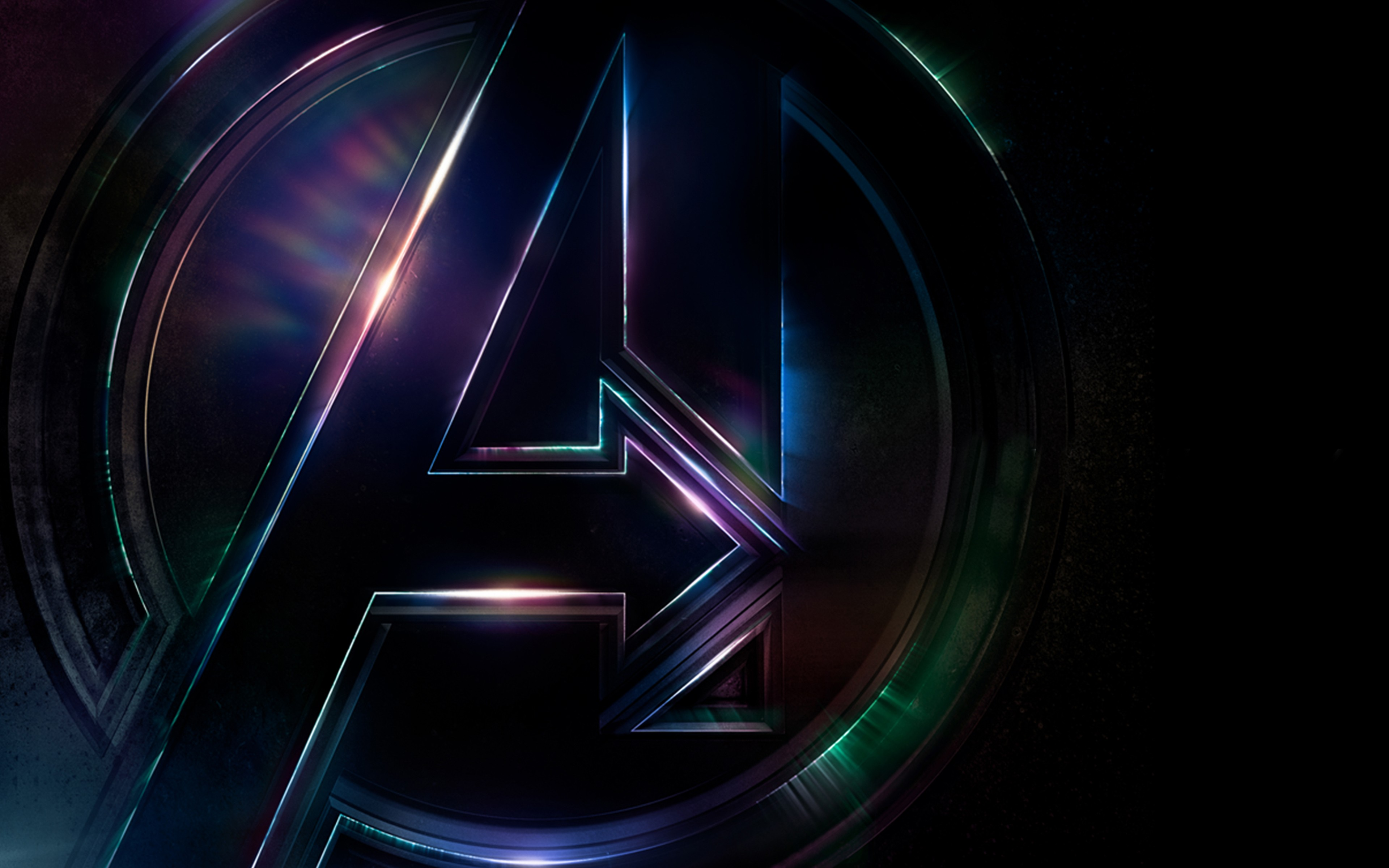 Superman 3d Wallpaper For Android Avengers Infinity War Logo 4k Wallpapers Hd Wallpapers