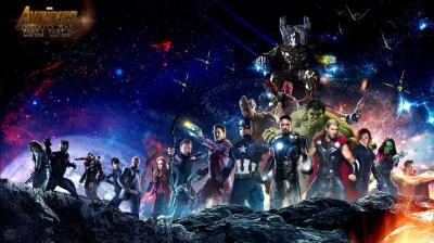 Avengers Infinity War Superheroes 4K Wallpapers | HD Wallpapers | ID #22423