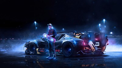 Back to the Future Concept Wallpapers | HD Wallpapers | ID #15777