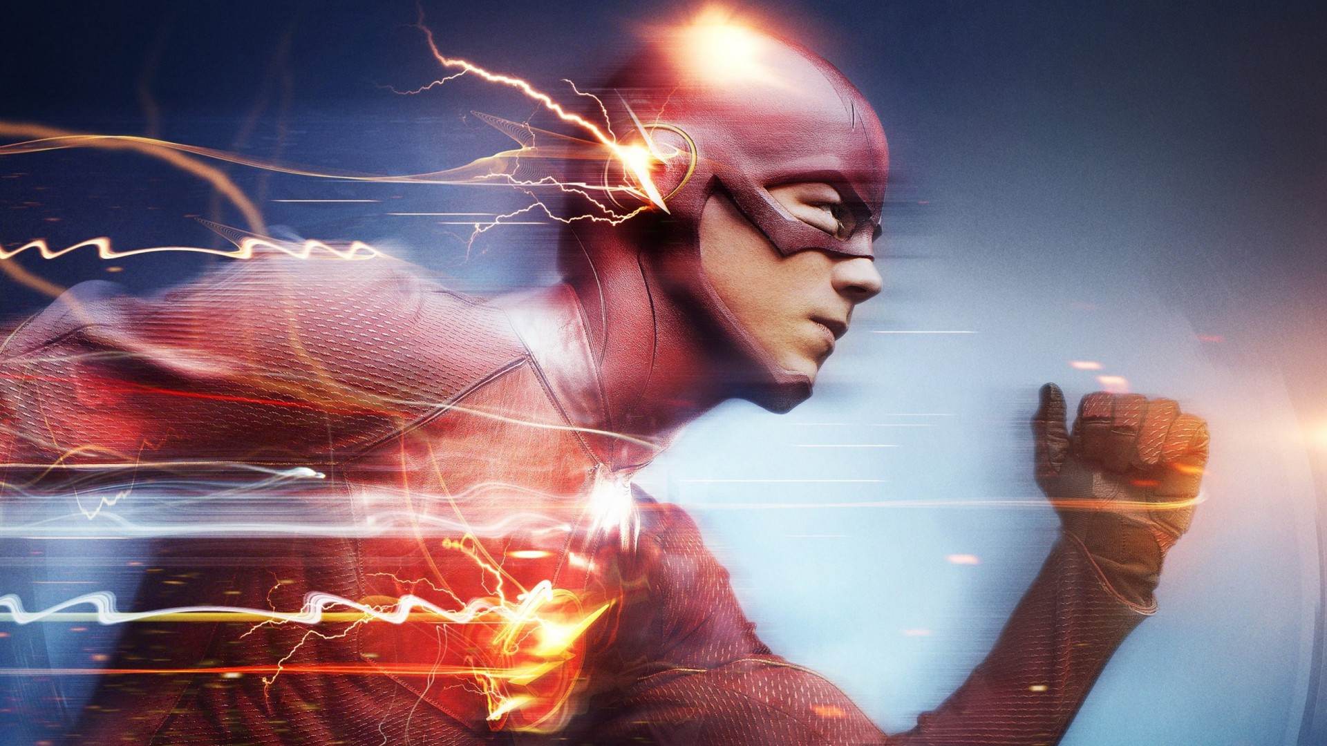 Creative Wallpapers For Iphone X Barry Allen The Flash Wallpapers Hd Wallpapers Id 13970