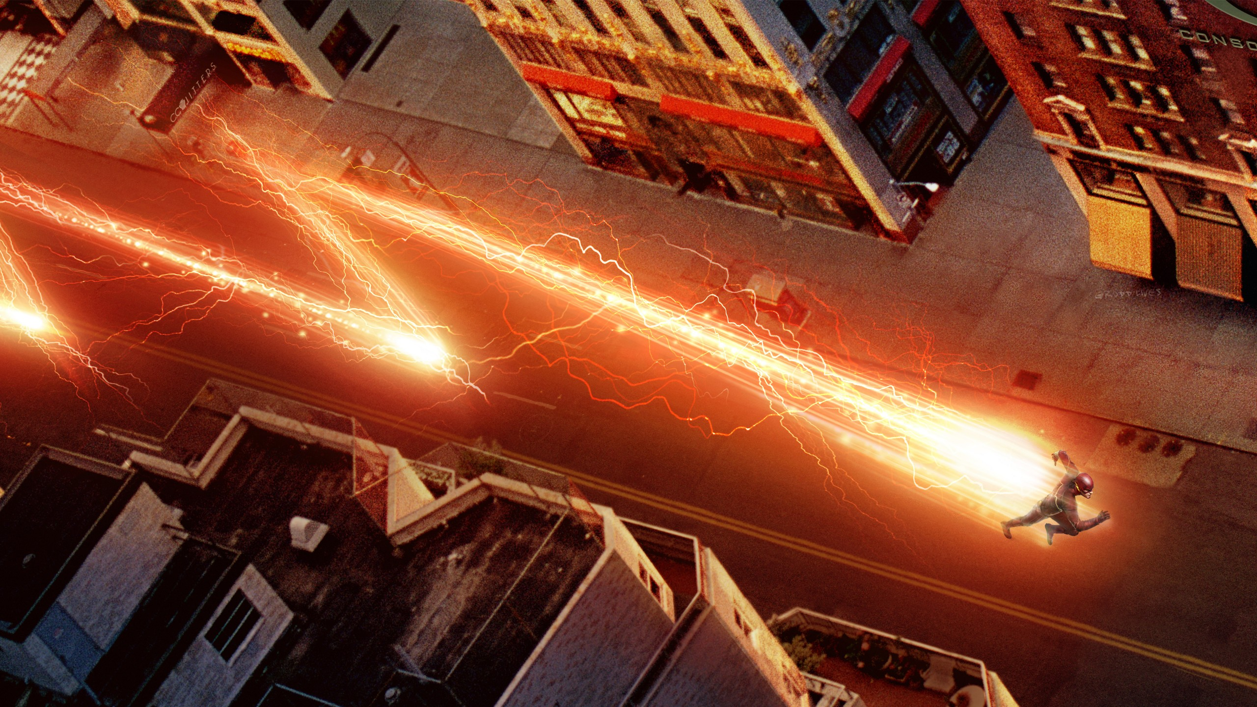 Flash Wallpaper Hd Iphone Barry The Flash Wallpapers Hd Wallpapers Id 16827