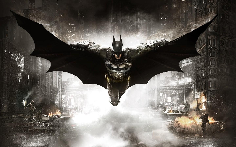 Wallpaper Full Hd 3d Games Batman Arkham Knight Wallpapers Hd Wallpapers Id 13302