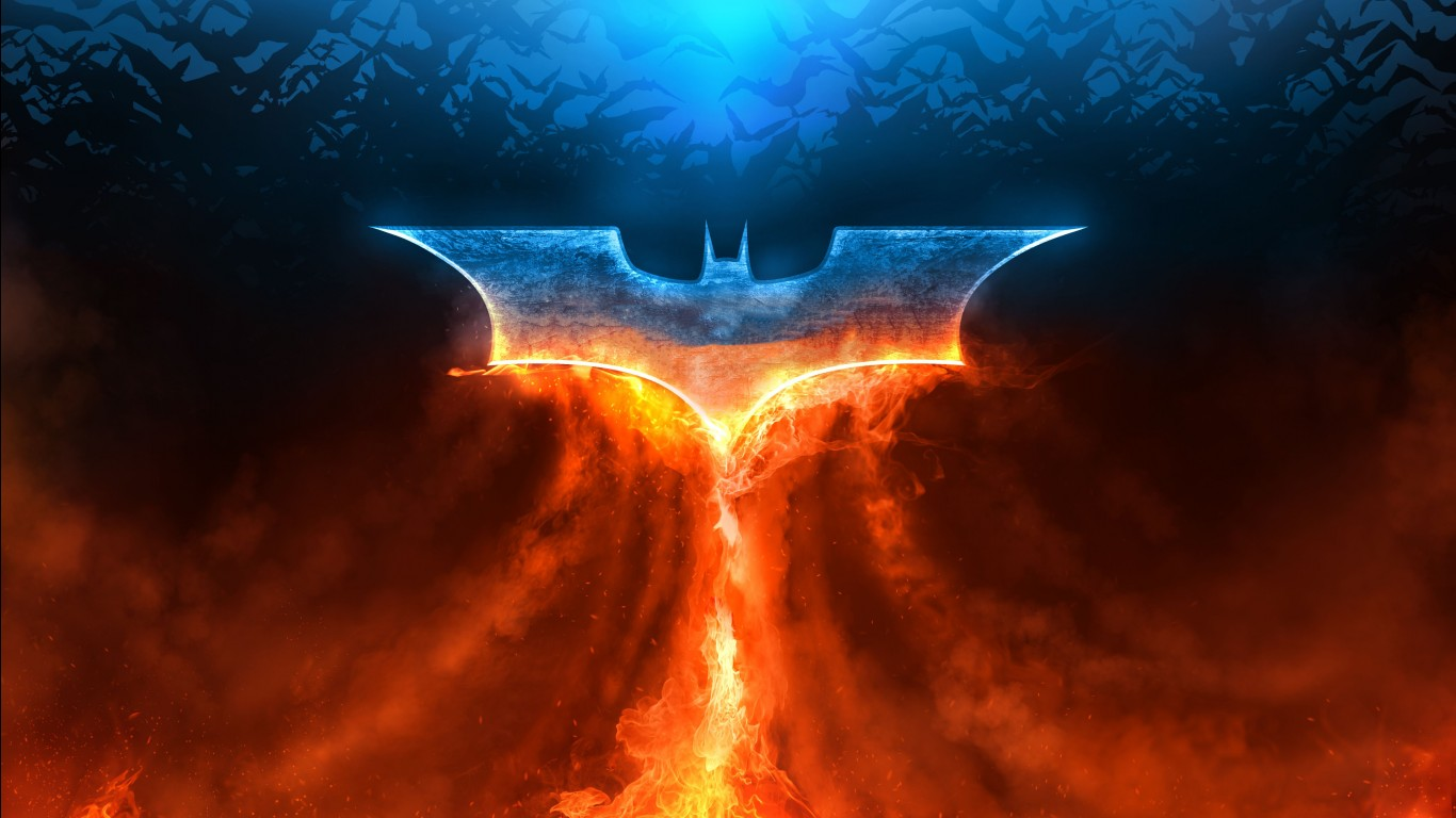 3d Wallpaper For Iphone 6s Plus Batman Logo 4k 5k Wallpapers Hd Wallpapers Id 27335