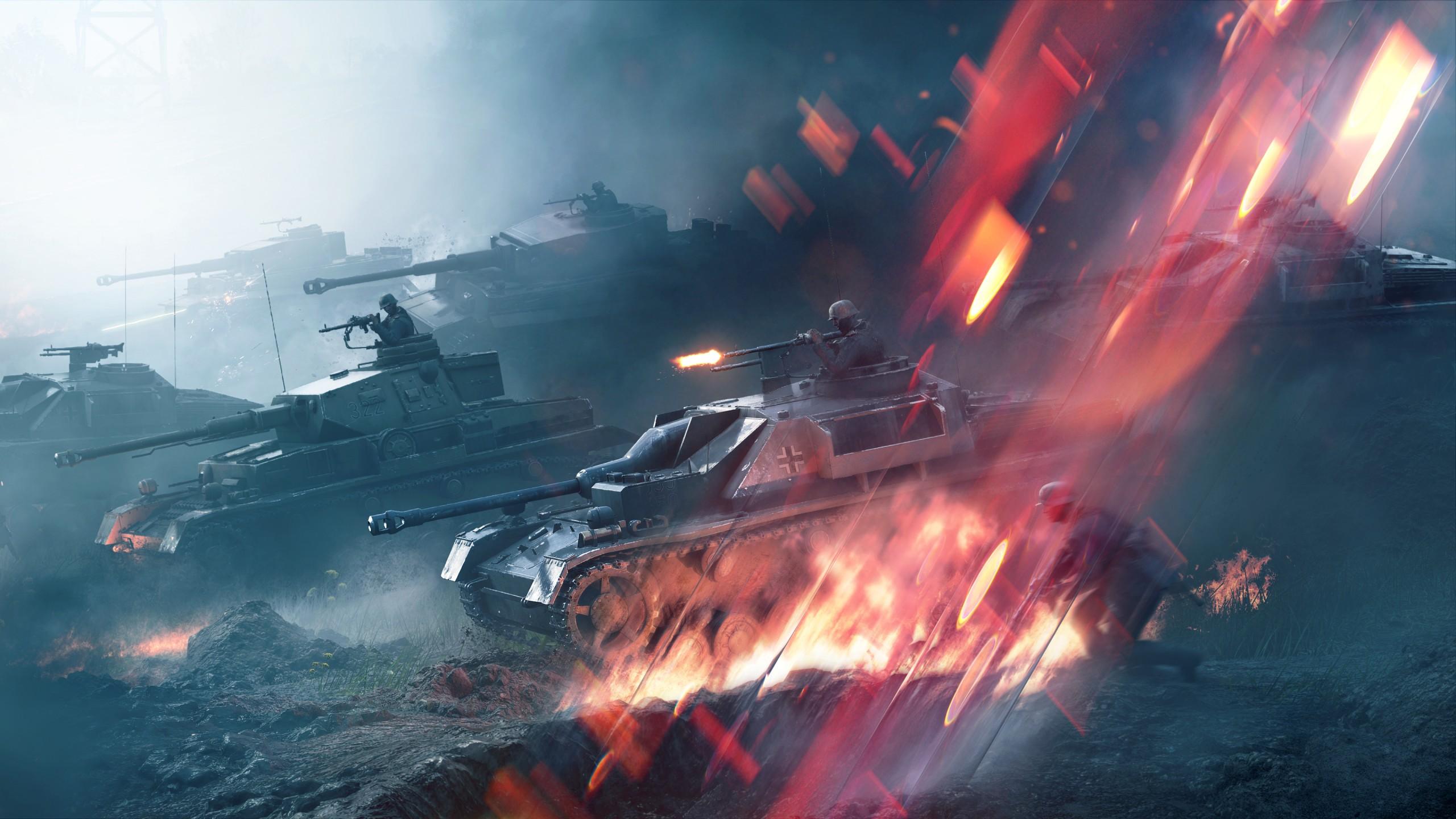 3d Home Wallpaper For Pc Battlefield V Chapter 2 Lightning Strikes 4k Wallpapers
