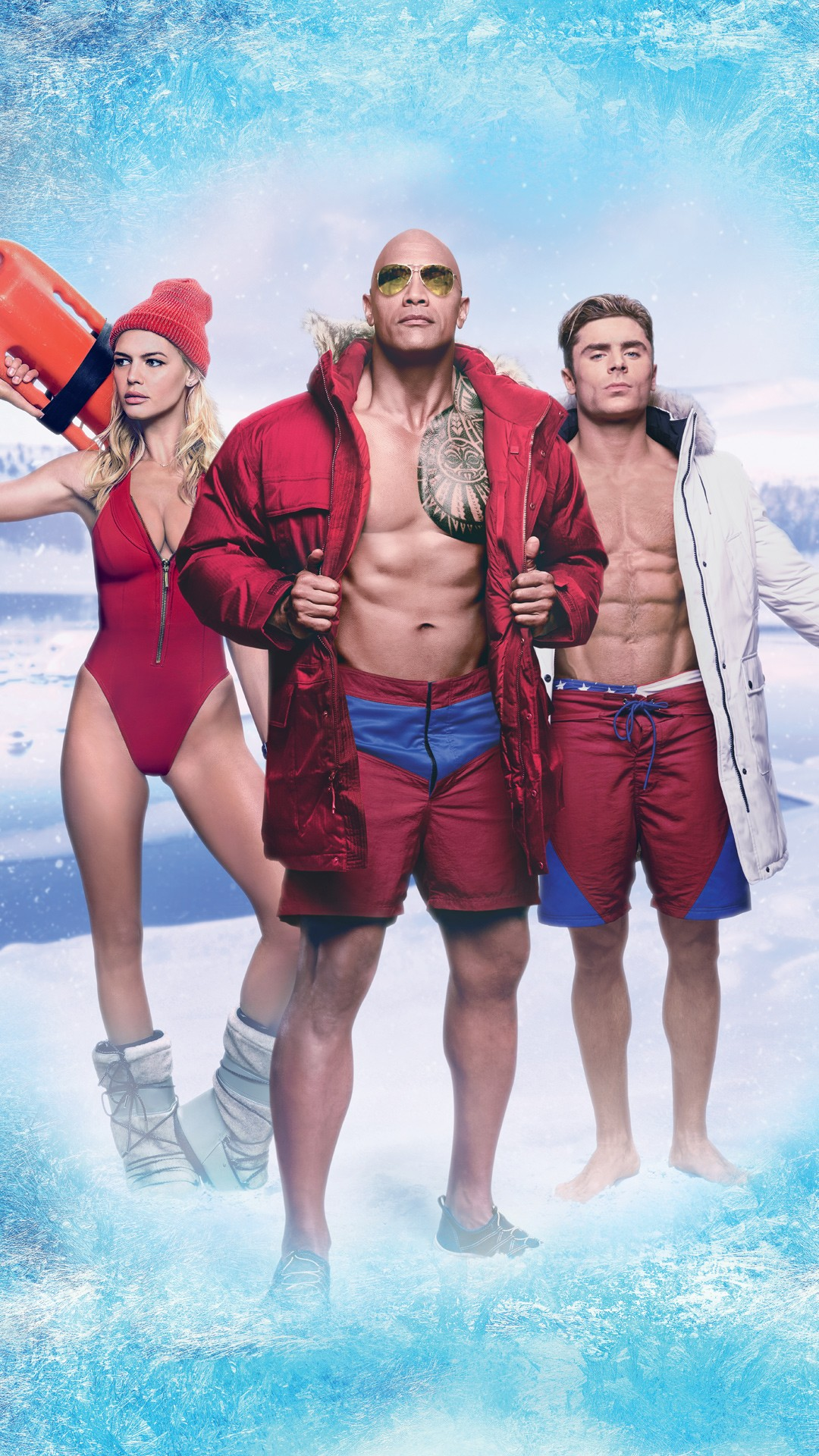 Iphone 8 Plus X Ray Wallpaper Baywatch 2017 4k Wallpapers Hd Wallpapers Id 19931