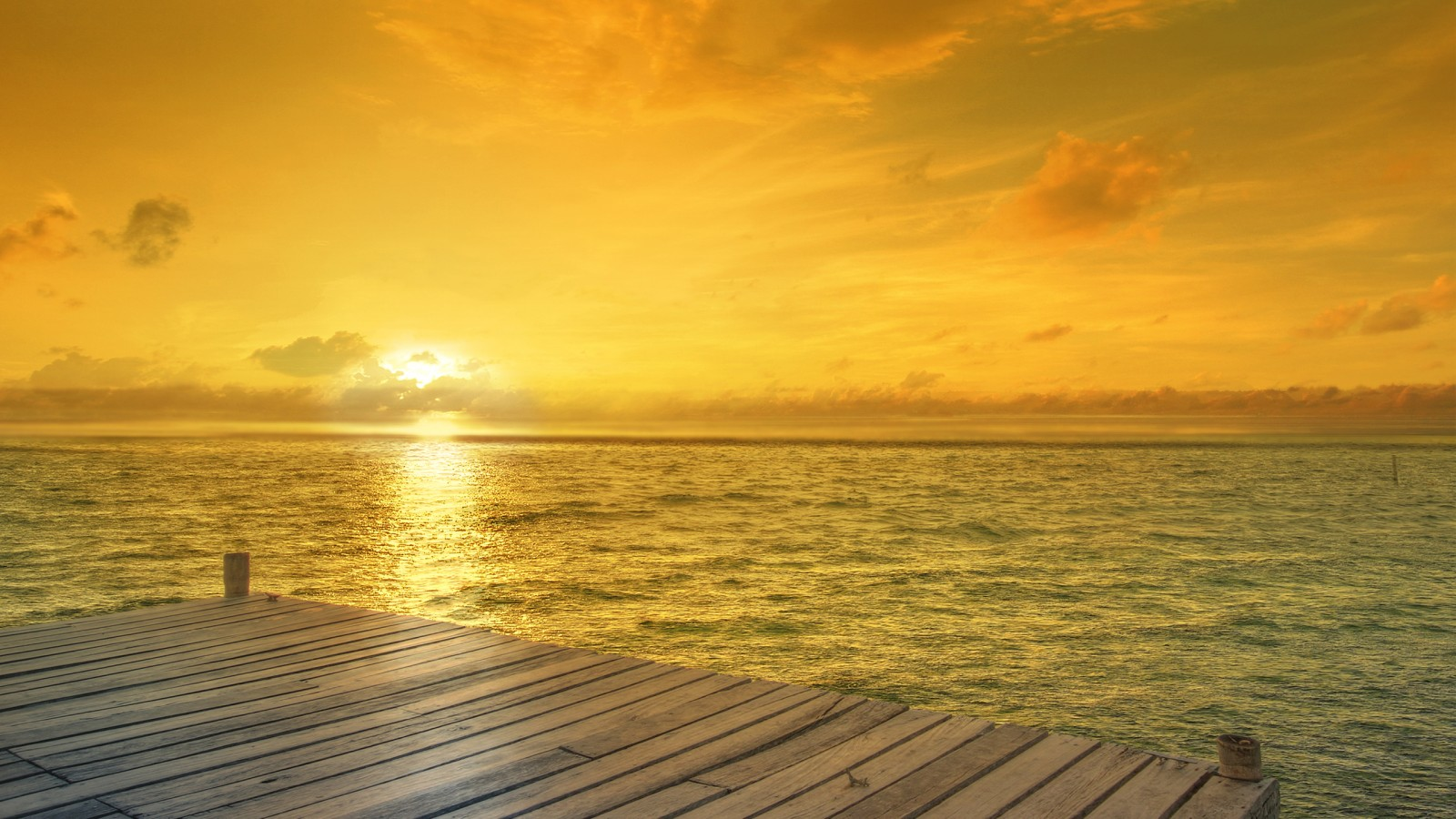 Cute Creative Wallpapers Beach Sunrise Horizon Wallpapers Hd Wallpapers Id 19644