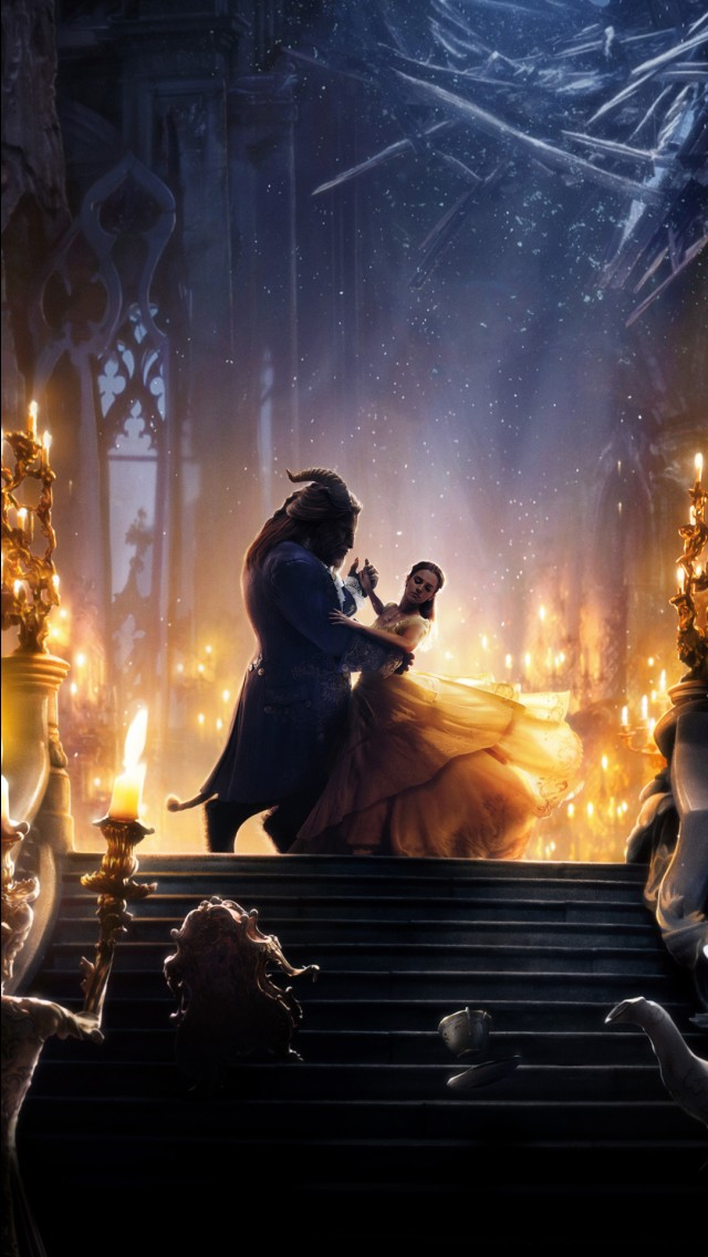Wallpaper 4k For Phone Iphone X Beauty And The Beast 8k 2017 Wallpapers Hd Wallpapers