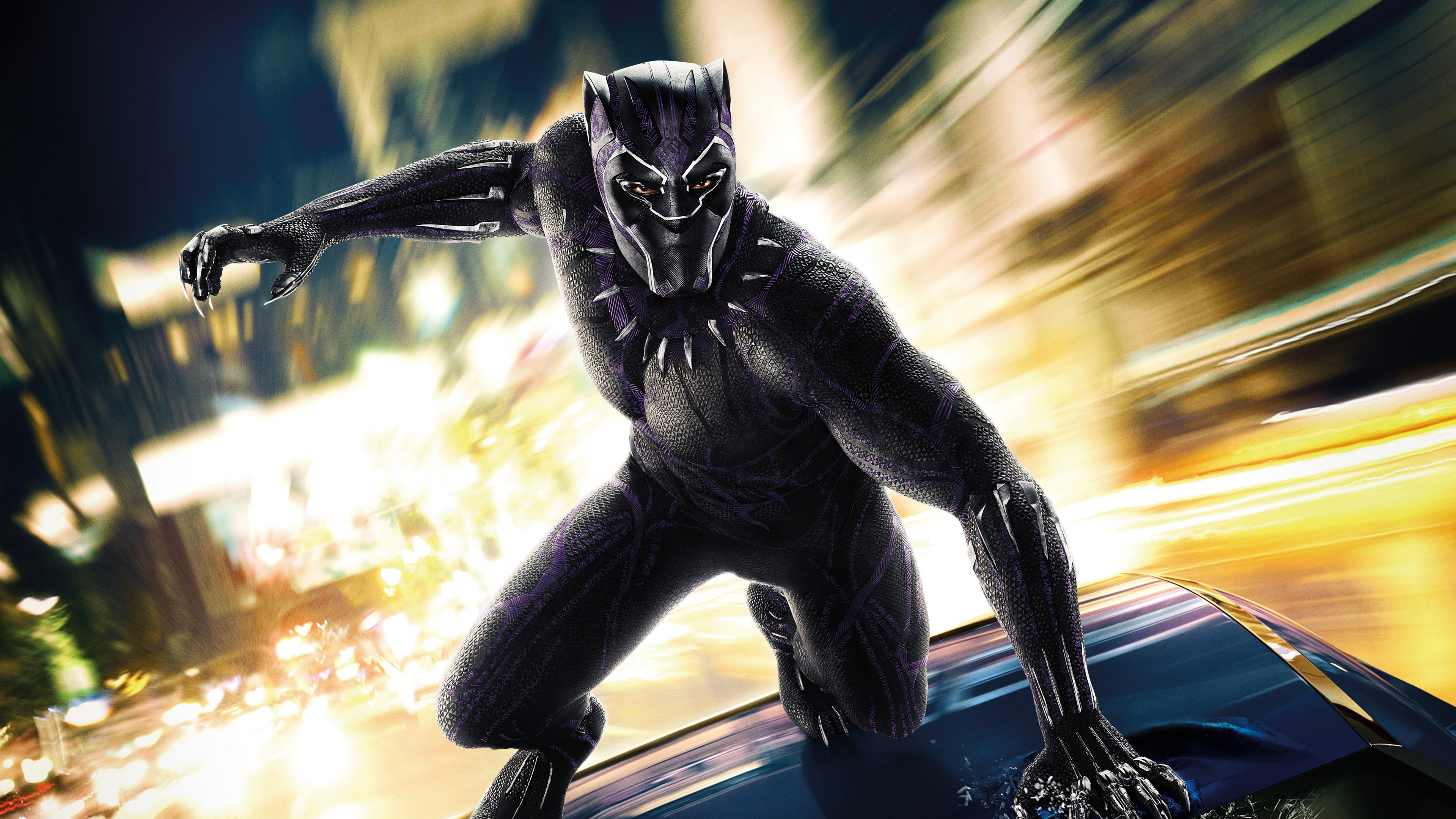 Download Wallpaper Windows 7 3d Black Panther 2018 Hd 5k Wallpapers Hd Wallpapers Id