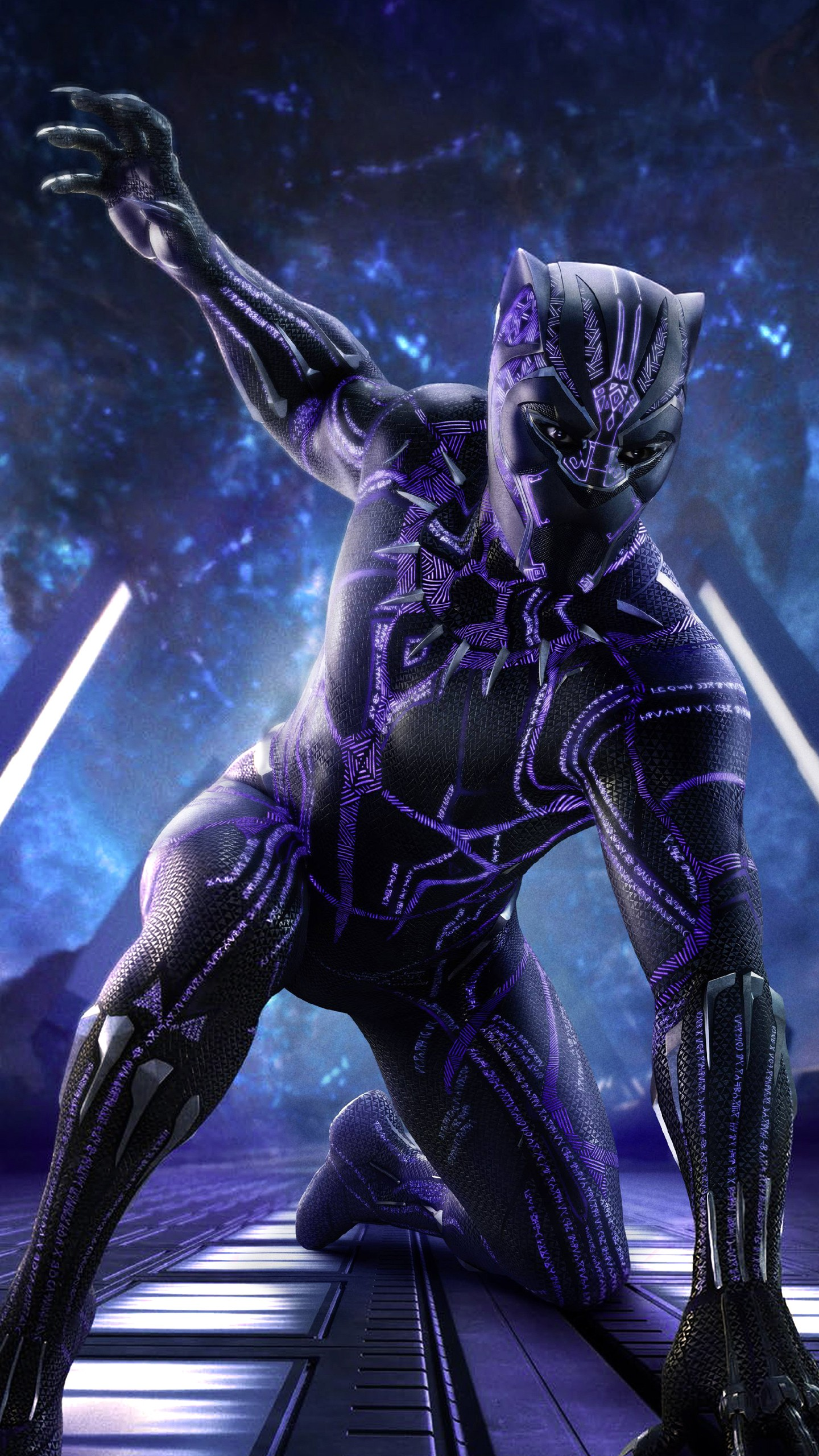 Wallpaper Superhero Marvel 3d Black Panther Empire Magazine Cover Wallpapers Hd
