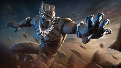 Black Panther Marvel Contest of Champions Wallpapers | HD Wallpapers | ID #23028