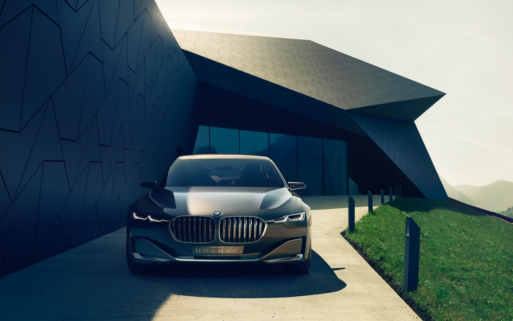 Bmw 3d Hd Wallpapers Bmw Vision Future Luxury Car Wallpapers Hd Wallpapers