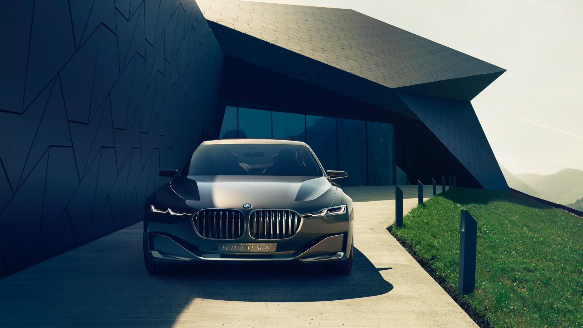 I Phone X Inside 3d Wallpaper Bmw Vision Future Luxury Car Wallpapers Hd Wallpapers