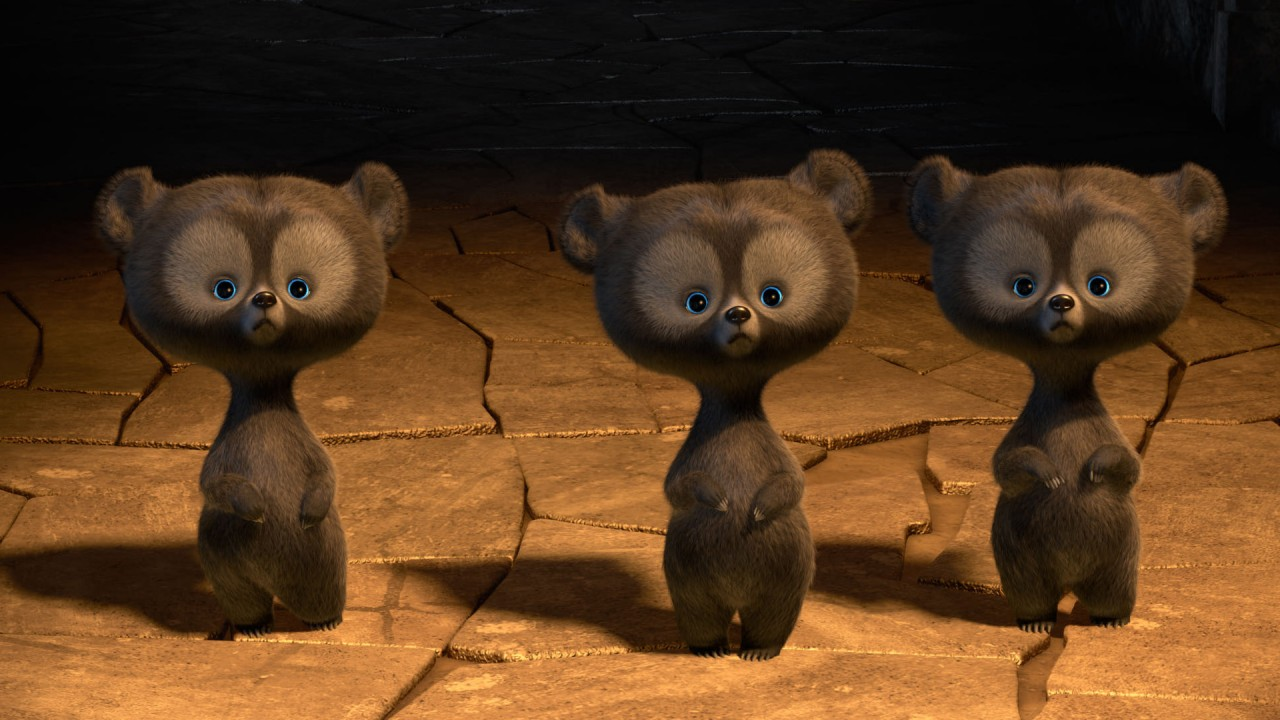 3d Movies Wallpapers Free Download Brave Triplets Bears Wallpapers Hd Wallpapers Id 11614