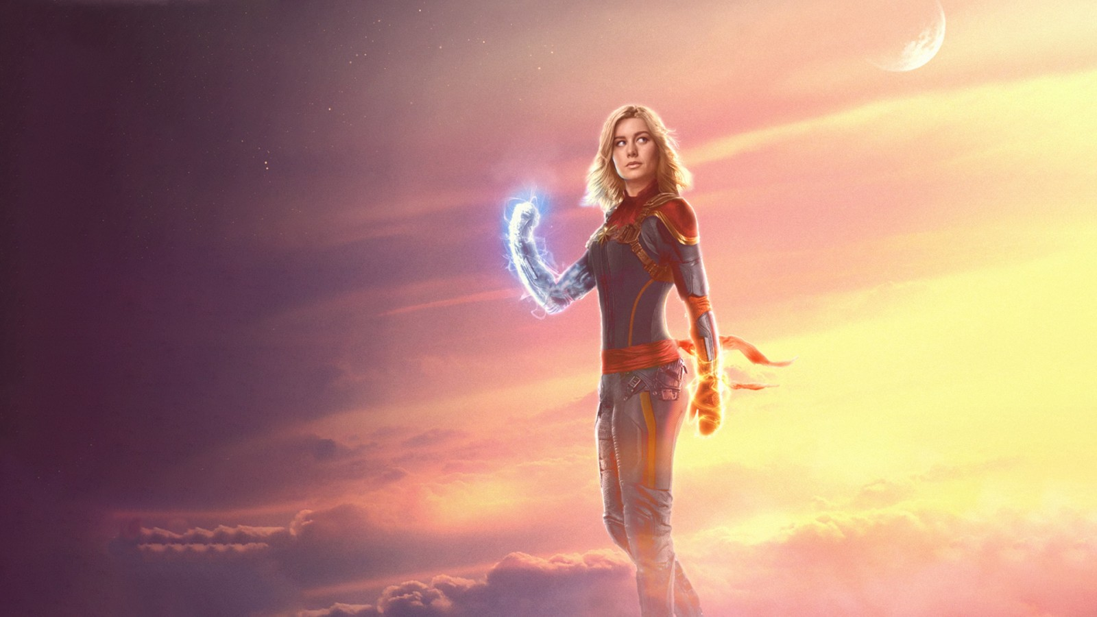Power Rangers 2017 Iphone Wallpaper Brie Larson As Captain Marvel Wallpapers Hd Wallpapers