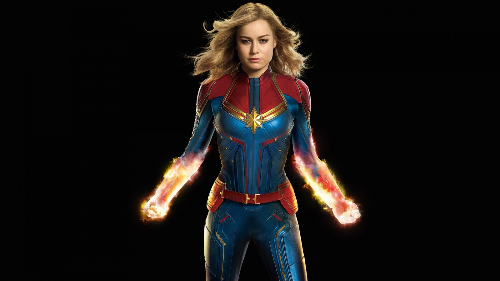 Marvel Iphone 7 Wallpaper Brie Larson As Captain Marvel 4k Wallpapers Hd