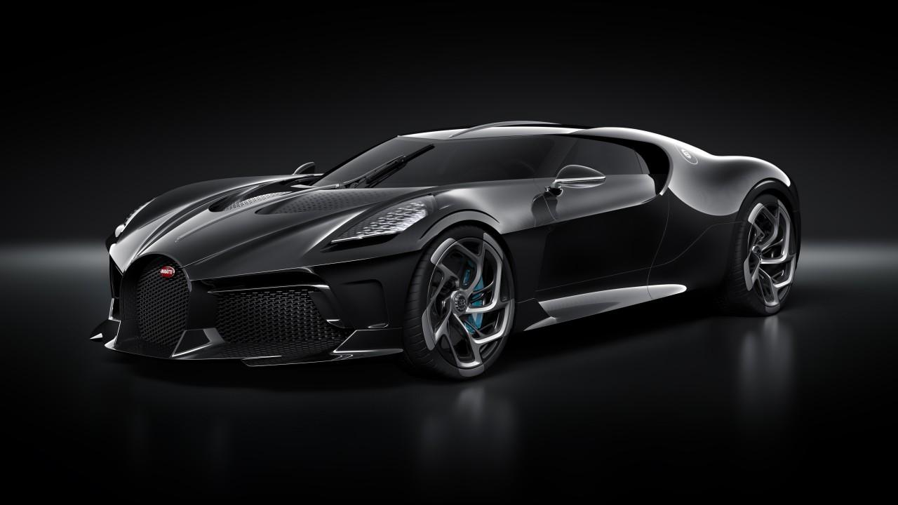Ipad Wallpaper Hd Download Bugatti La Voiture Noire 2019 Geneva Motor Show 5k
