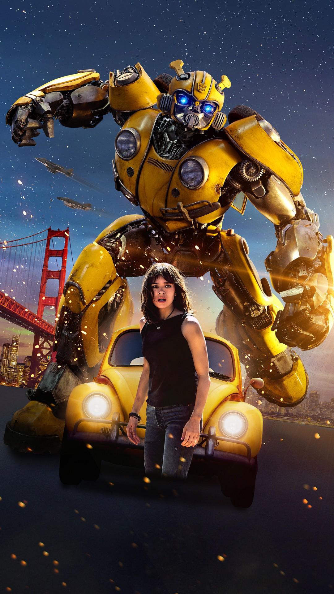 Iphone 5s Full Hd Wallpaper Bumblebee Movie 2018 5k Wallpapers Hd Wallpapers Id 26834