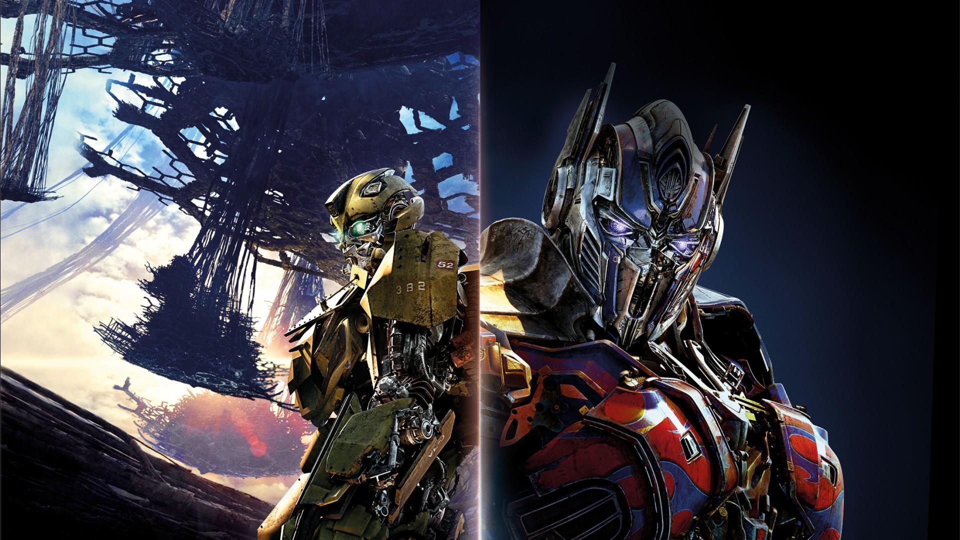 Wallpaper Hd Star Wars Bumblebee Optimus Prime Transformers The Last Knight