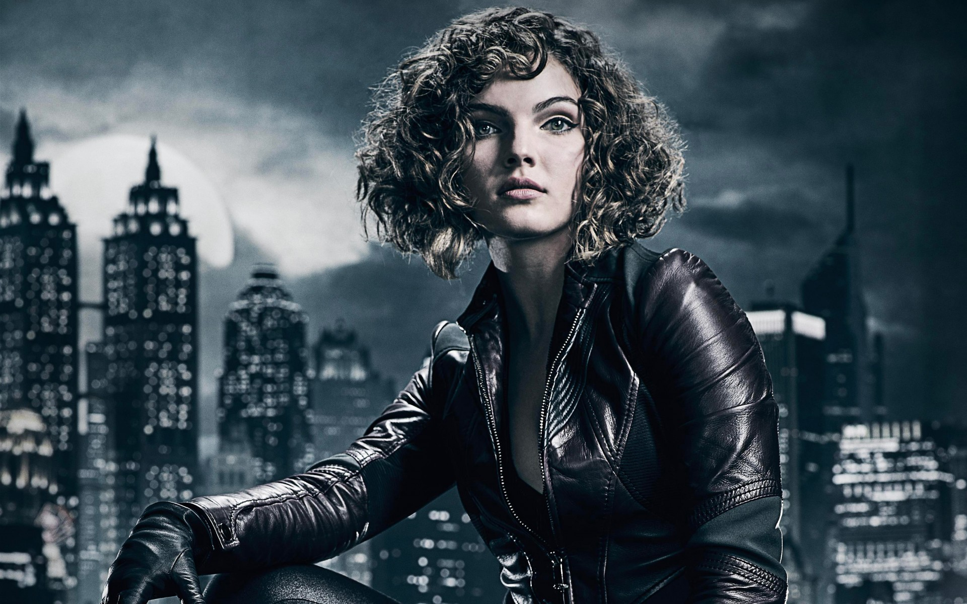 3d Cute Cat Wallpaper Camren Bicondova Gotham Season 4 Catwomen Wallpapers Hd
