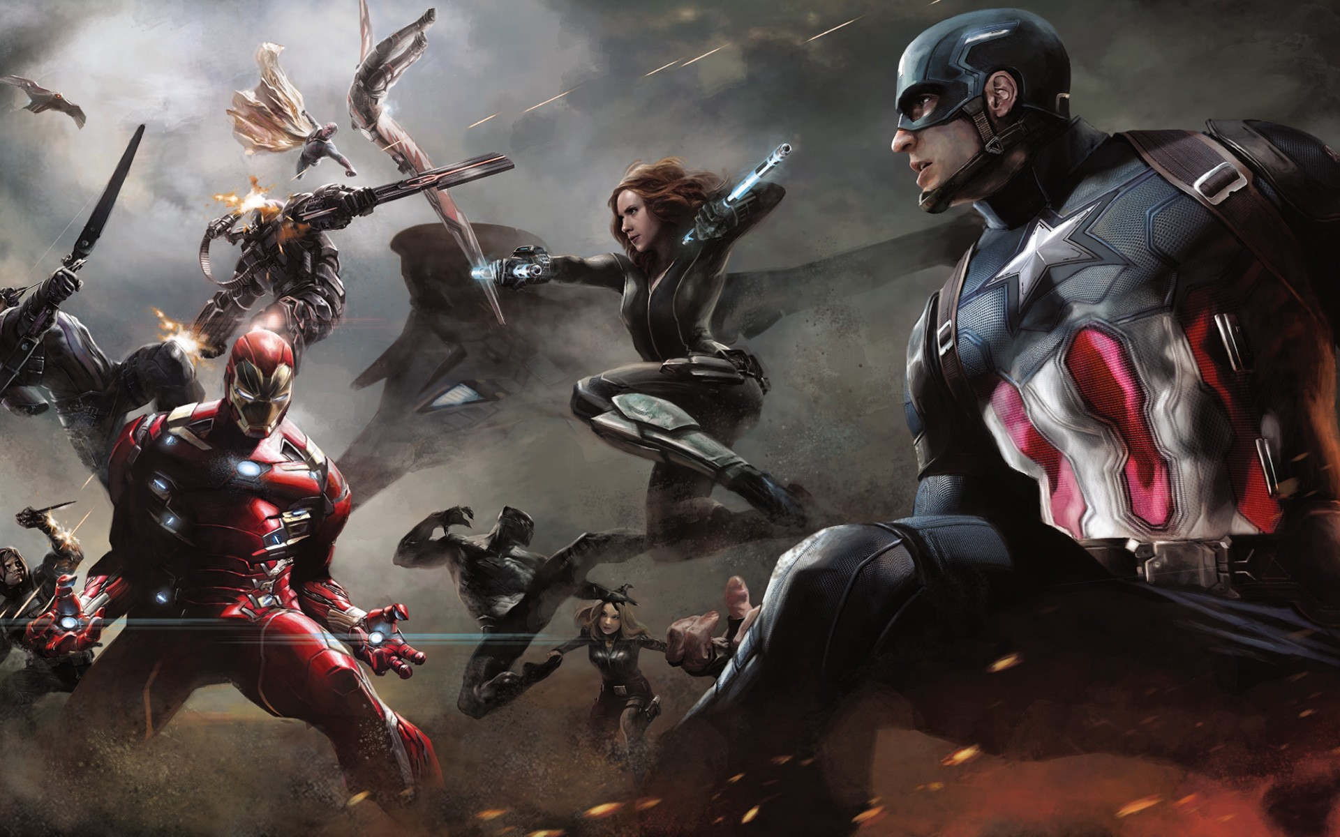 Ultra Hd Wallpapers Cars Captain America Civil War Artwork Wallpapers Hd
