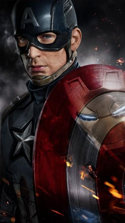 Captain America Civil War Chris Evans Wallpapers | HD ...