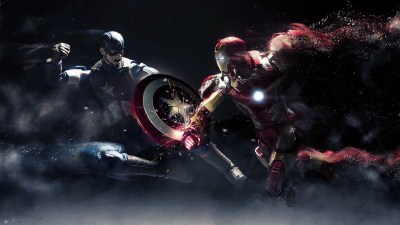 Captain America Vs Iron Man Wallpapers | HD Wallpapers | ID #16342