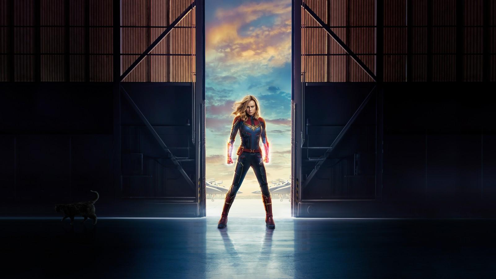 3d Wallpaper Pc Windows 7 Captain Marvel 2019 4k 8k Wallpapers Hd Wallpapers Id