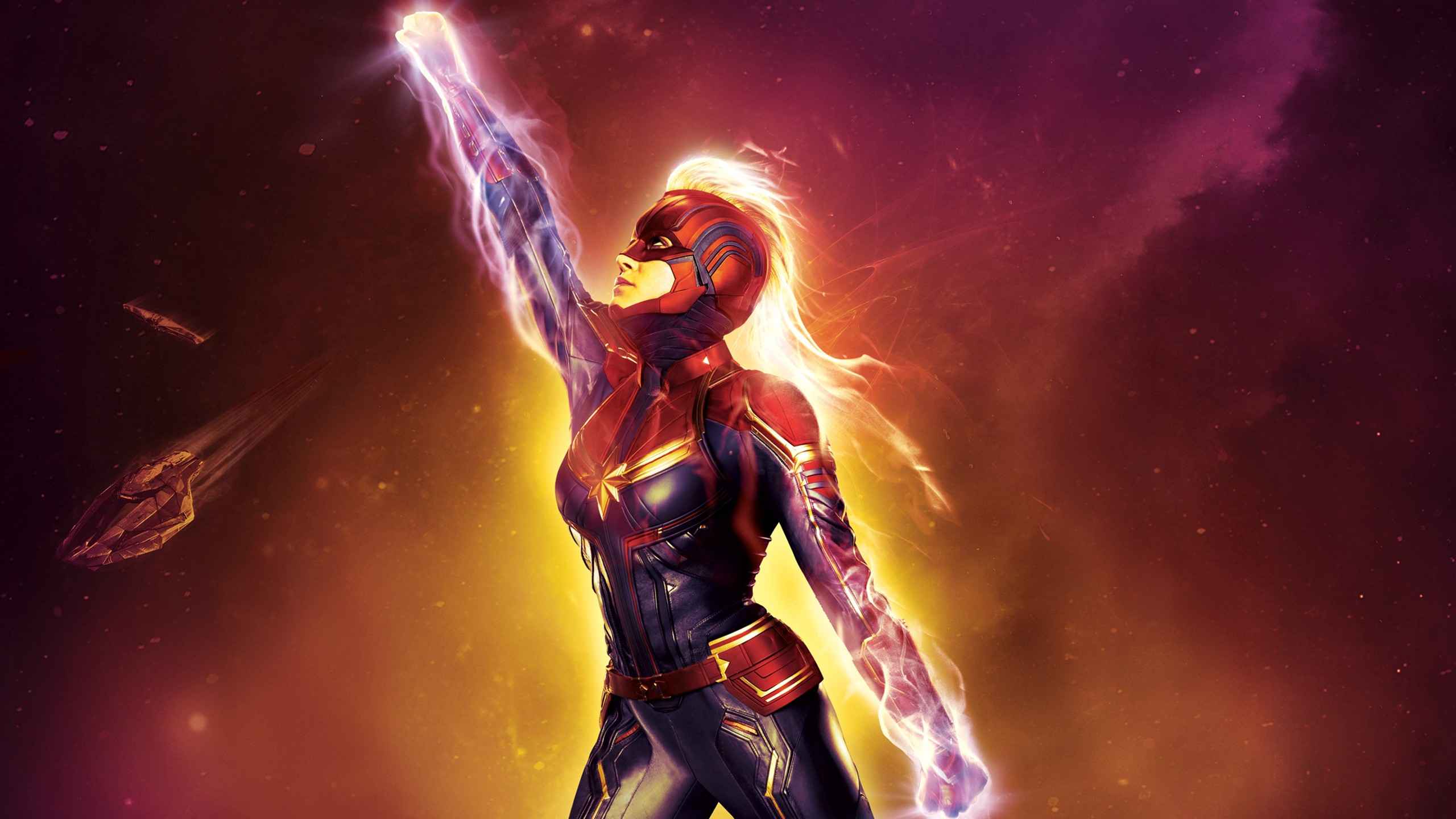 3d Wallpaper Iphone 7 Captain Marvel Wallpapers Hd Wallpapers Id 27771