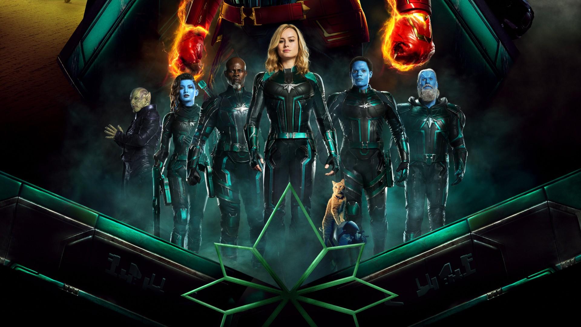Deadpool Hd Wallpaper Iphone 6 Captain Marvel Kree Team 4k 5k Wallpapers Hd Wallpapers