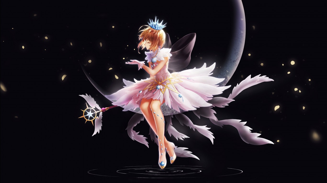 Wallpaper Goku 3d Cardcaptor Sakura Anime Girl 5k Wallpapers Hd Wallpapers