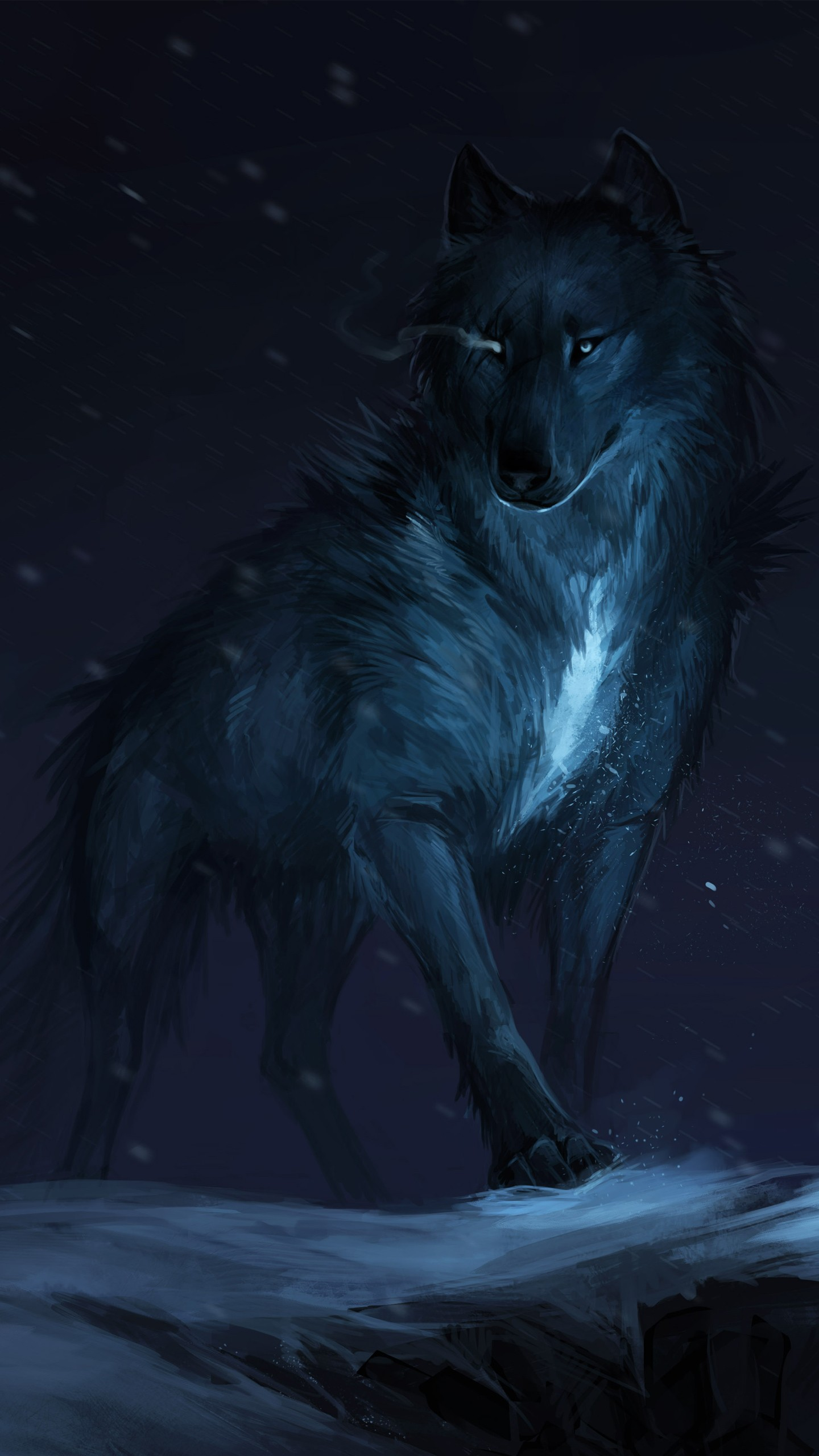 Wolf Wallpaper Iphone Cgi Wolf Wallpapers Hd Wallpapers Id 22991
