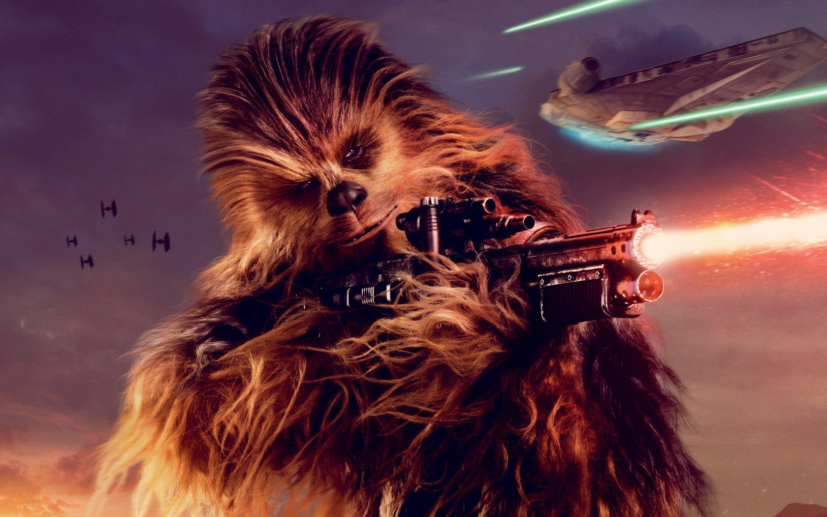 How To Download Wallpaper For Iphone 6 Chewbacca Solo A Star Wars Story 4k Wallpapers Hd