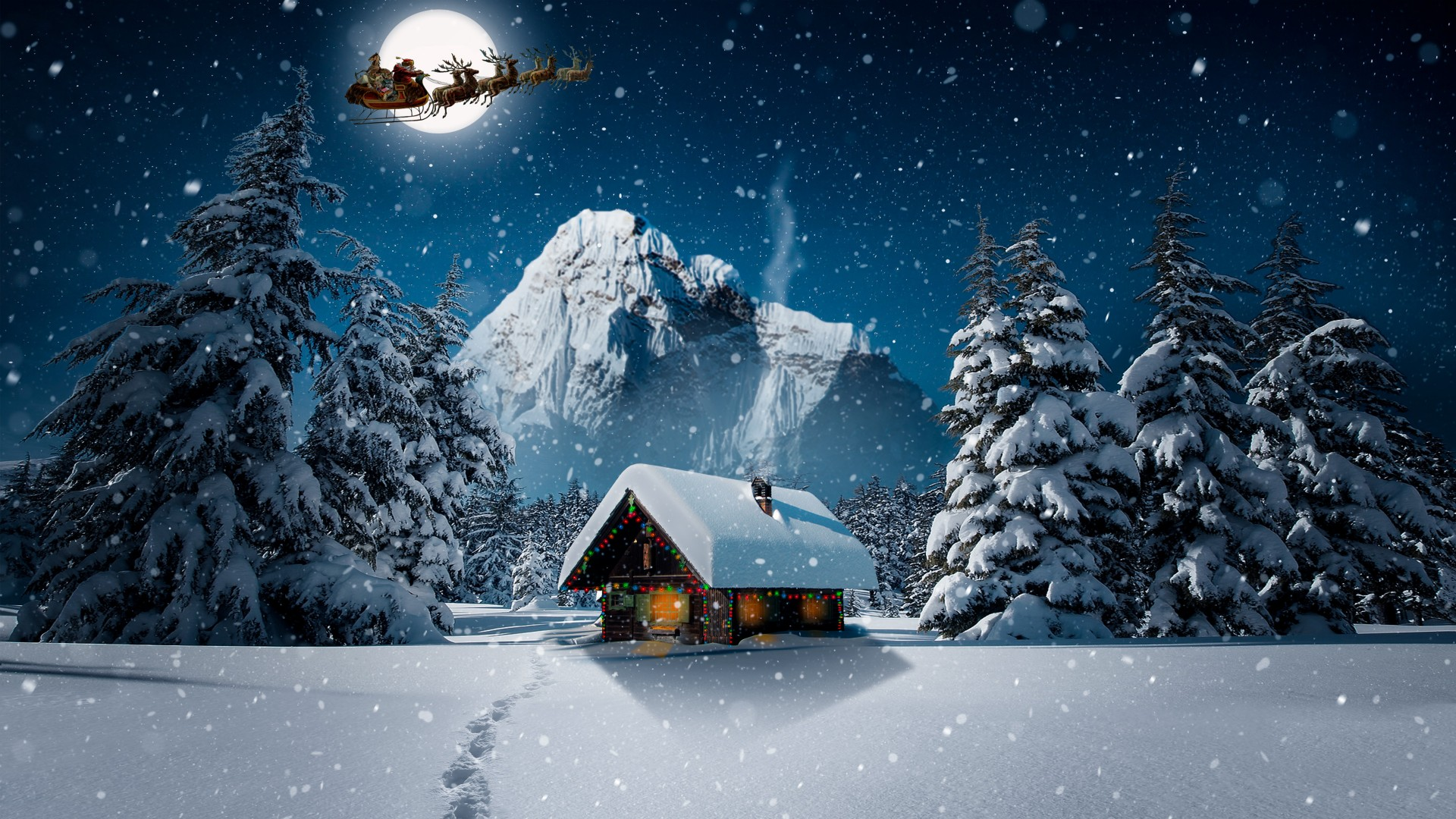 Hd Widescreen Christmas Desktop Wallpaper Christmas Winter 4k Wallpapers Hd Wallpapers Id 27069