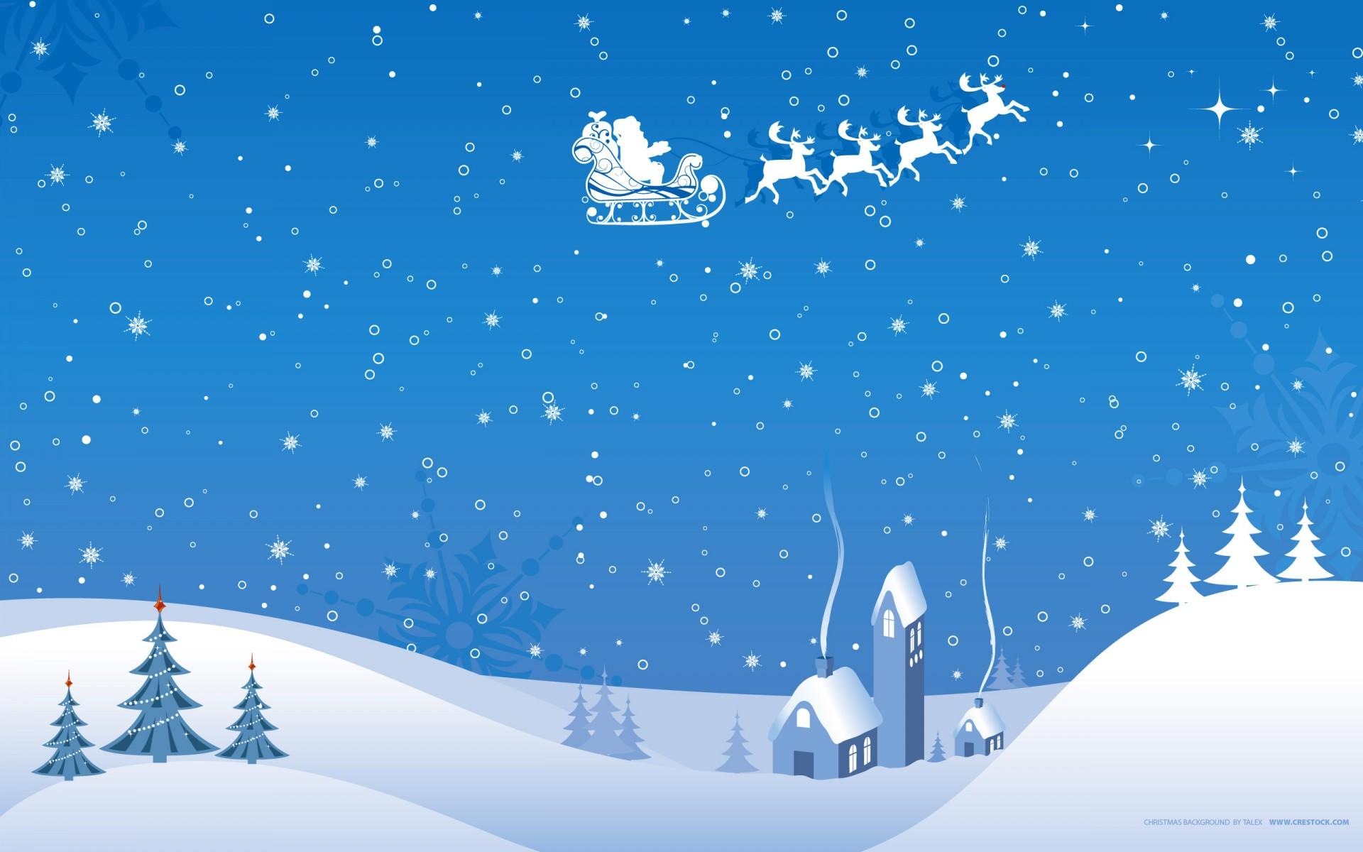 Merry Christmas Desktop Wallpaper 3d Christmas Winter Vector Wallpapers Hd Wallpapers Id 4771