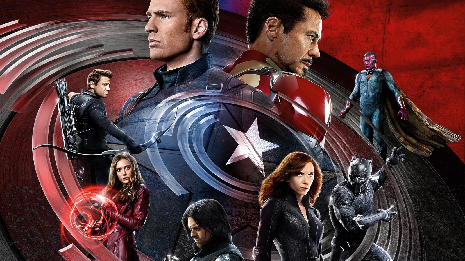 Iron Man 3d Wallpaper Android Civil War Captain America Iron Man Wallpapers Hd