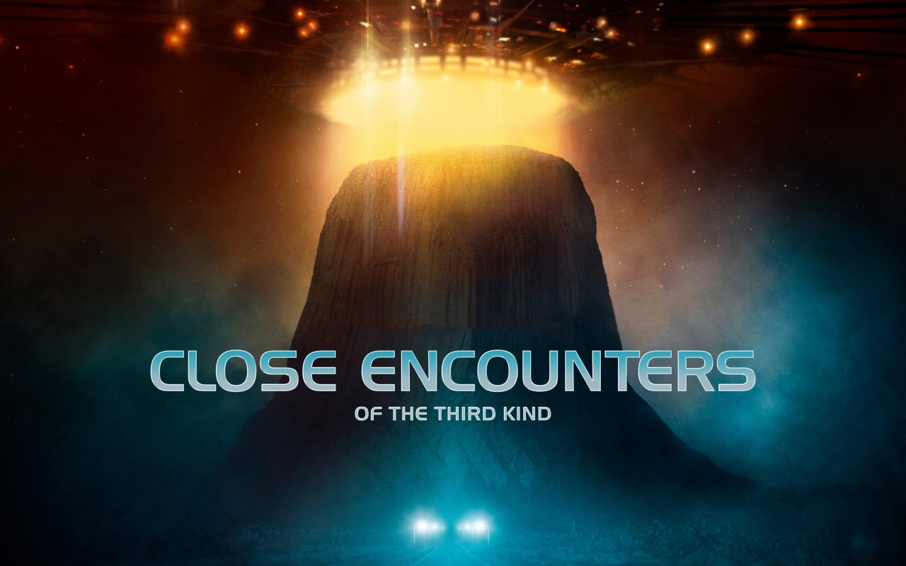 Wallpaper Cars Movie Close Encounters Of The Third Kind 4k Wallpapers Hd