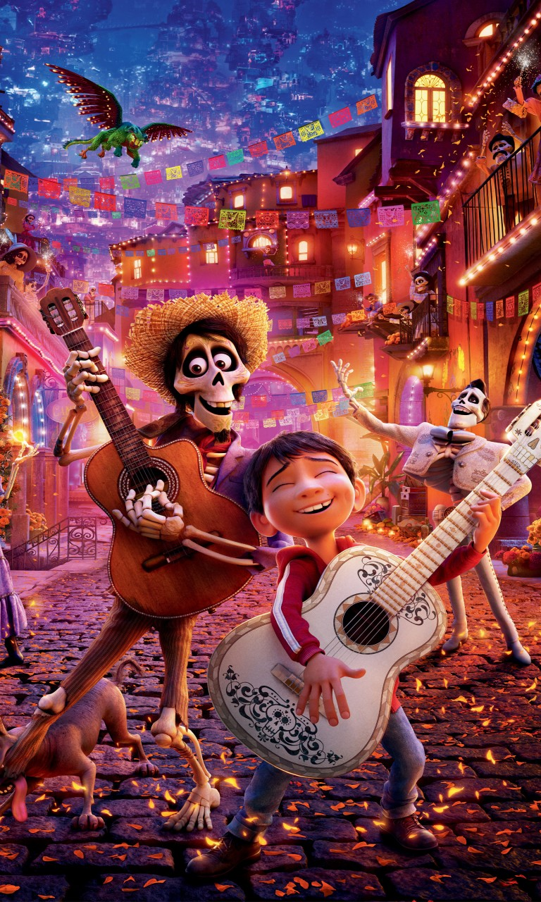 Most Popular Wallpaper For Iphone 6 Coco Pixar Animation 4k 8k Wallpapers Hd Wallpapers Id