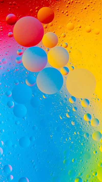 Colorful Bubbles 4K Wallpapers | HD Wallpapers | ID #23644