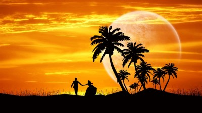 Couple Dance Evening Wallpapers | HD Wallpapers | ID #14290