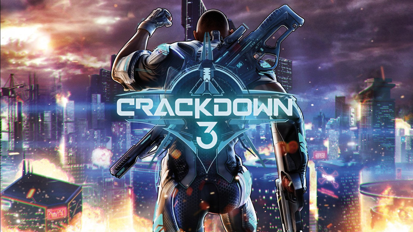 3d Hd Wallpapers God Crackdown 3 2017 Xbox One 4k Wallpapers Hd Wallpapers