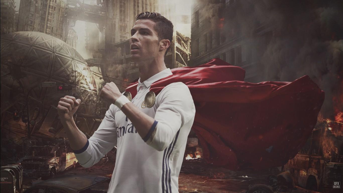 Barcelona 2017 Wallpaper Hd Cristiano Ronaldo 4k 2017 Wallpapers Hd Wallpapers Id