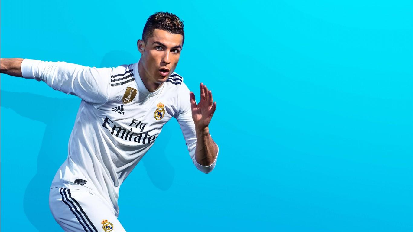 Ronaldo 3d Wallpaper Cristiano Ronaldo In Fifa 19 4k Wallpapers Hd Wallpapers