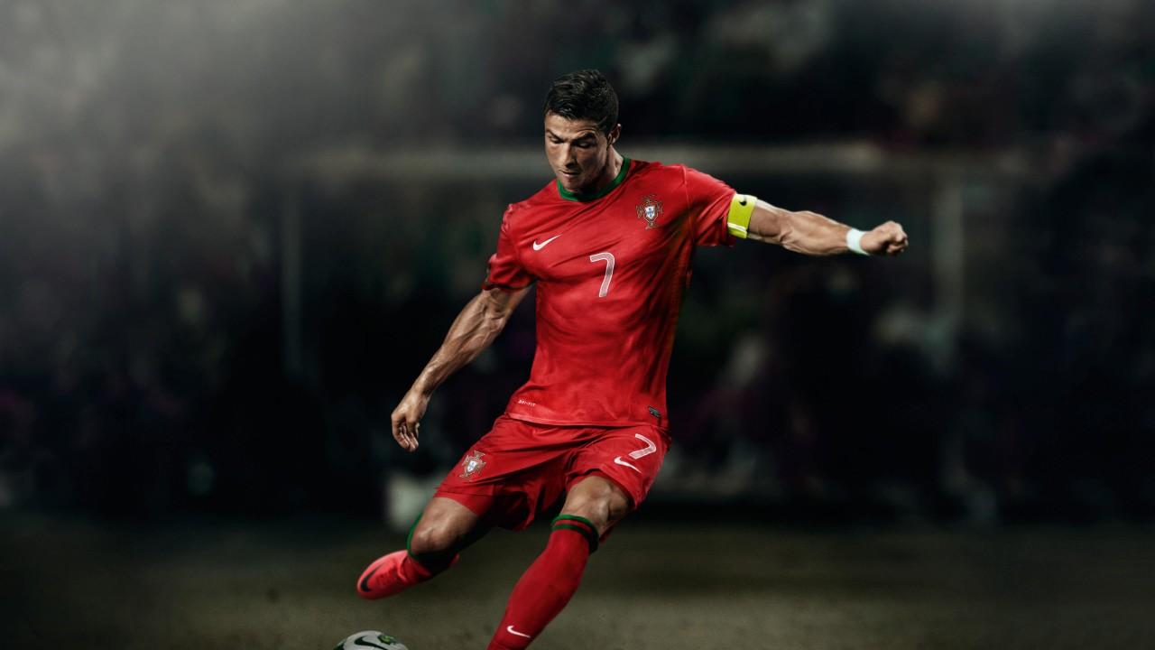Fc Barcelona Desktop Wallpaper Hd Cristiano Ronaldo Portuguese Football Player 4k Wallpapers