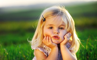 Cute Little Baby Girl Wallpapers | HD Wallpapers | ID #9651