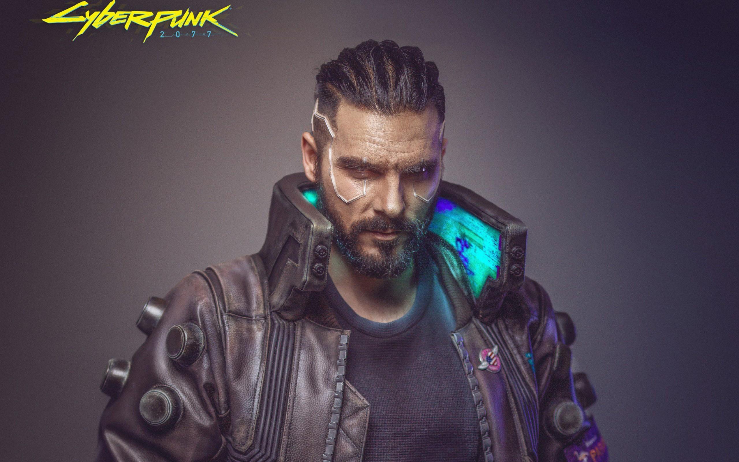 X Men Iphone Wallpaper Hd Cyberpunk 2077 Male Cosplay Wallpapers Hd Wallpapers
